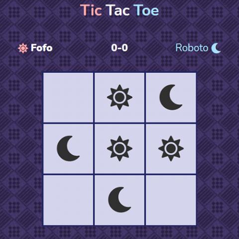 Tic Tac Toe screenshot